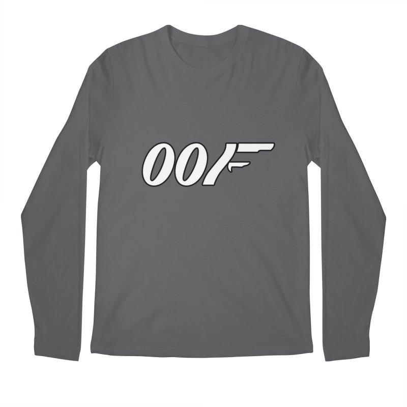 Oof Men's Longsleeve T-Shirt by Black Market Designs