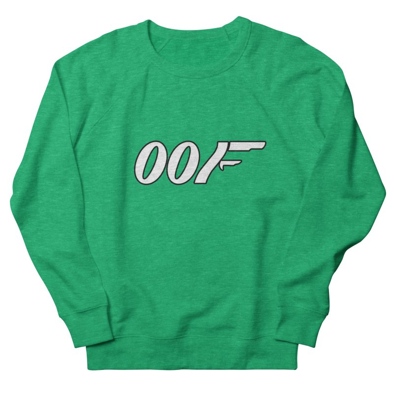 Oof Women's Sweatshirt by Black Market Designs