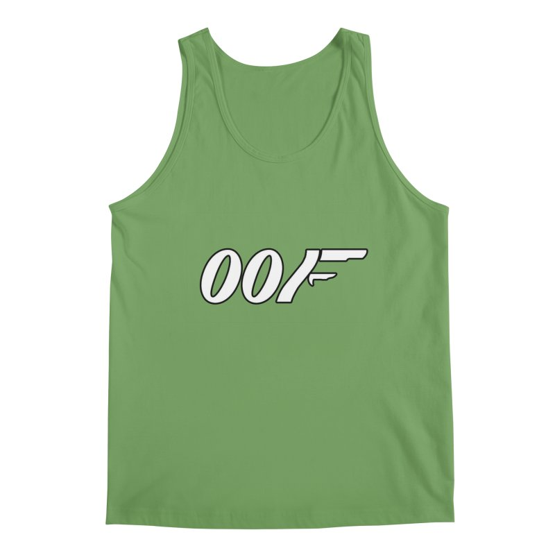 Oof Men's Tank by Black Market Designs