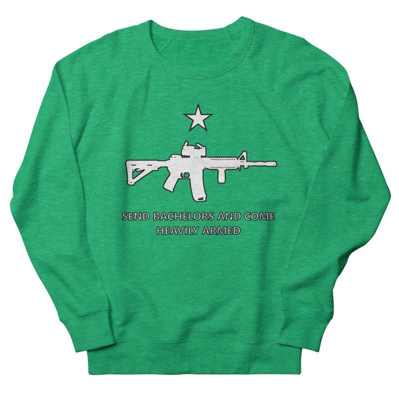 Send Bachelors Women's Sweatshirt by Black Market Designs