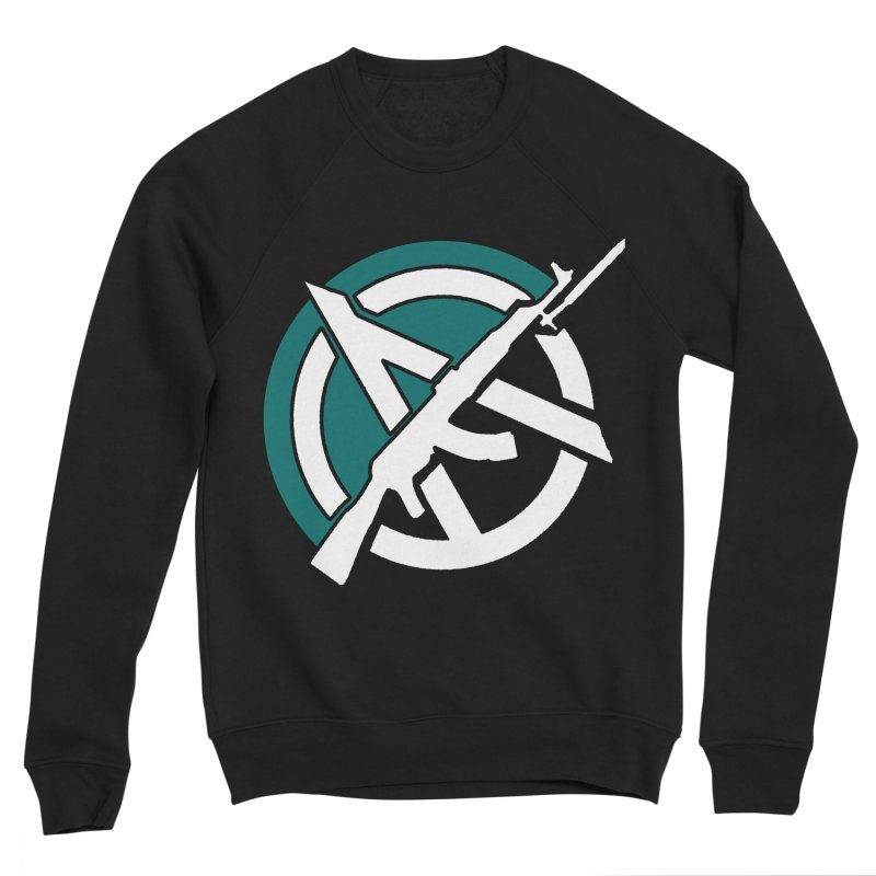 Egoist Anarchy Women's Sweatshirt by Black Market Designs