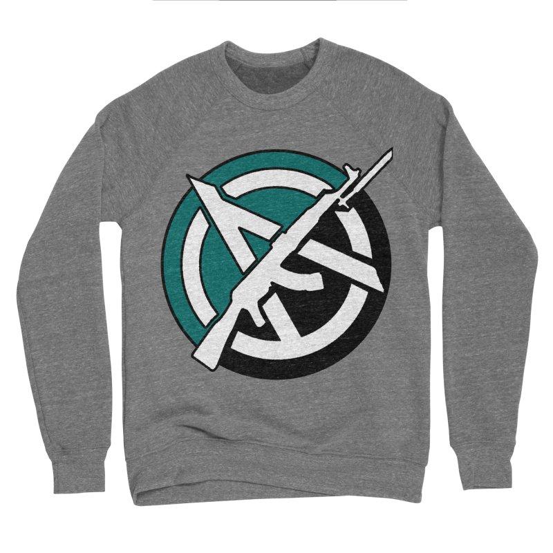 Egoist Anarchy Women's Sweatshirt by Black Market Designs