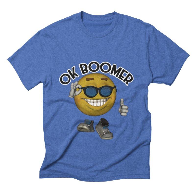 Ok Boomer Men's T-Shirt by Black Market Designs