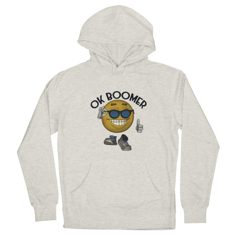 Ok Boomer Women's Pullover Hoody by Black Market Designs