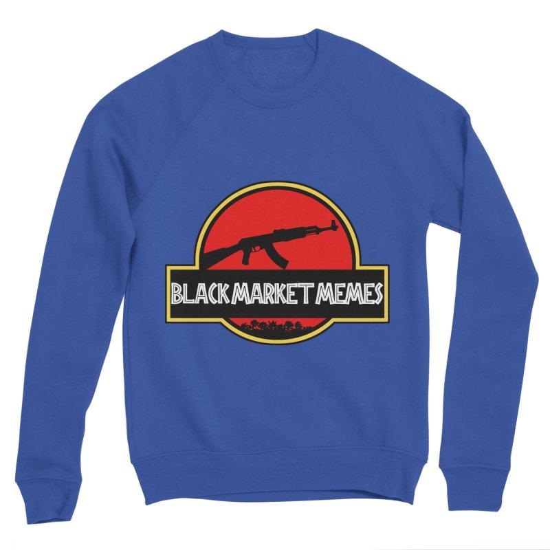 BMM AK Women's Sweatshirt by Black Market Designs