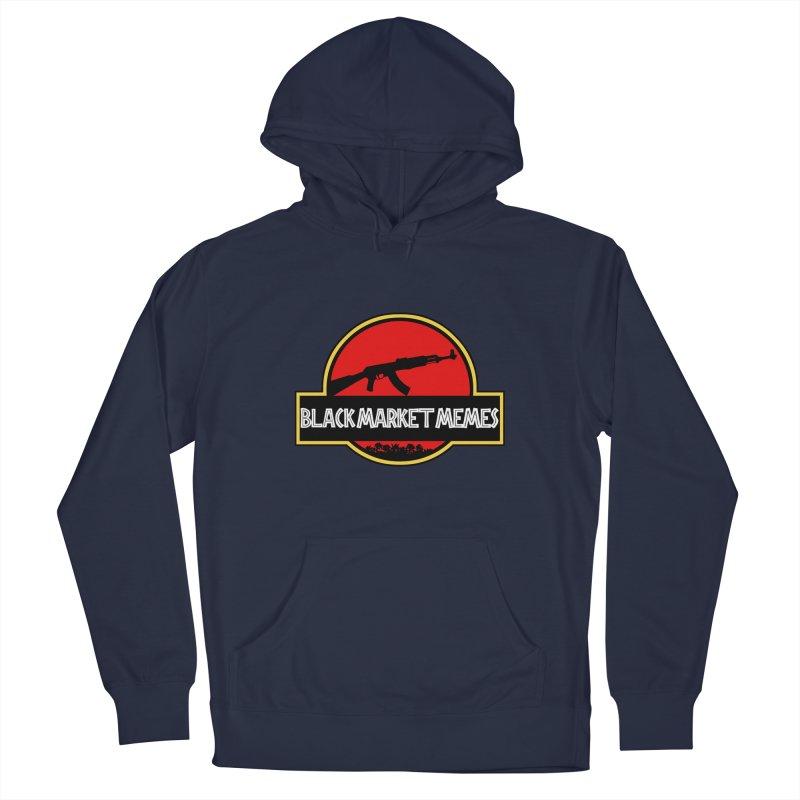 BMM AK Men's Pullover Hoody by Black Market Designs