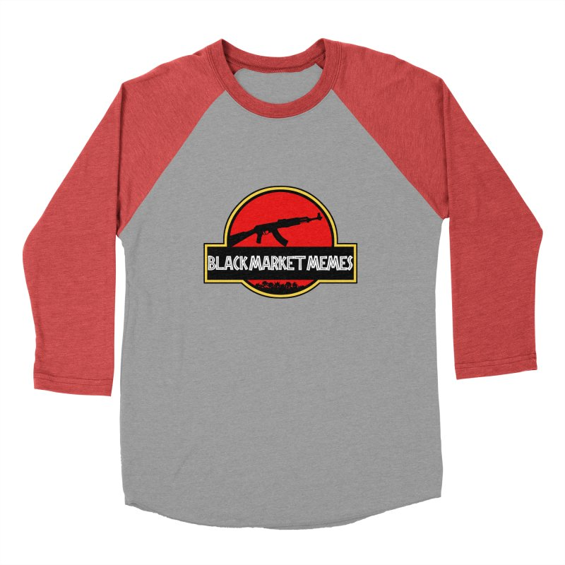BMM AK Men's Longsleeve T-Shirt by Black Market Designs