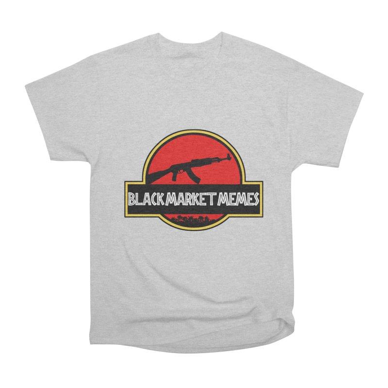 BMM AK Men's T-Shirt by Black Market Designs
