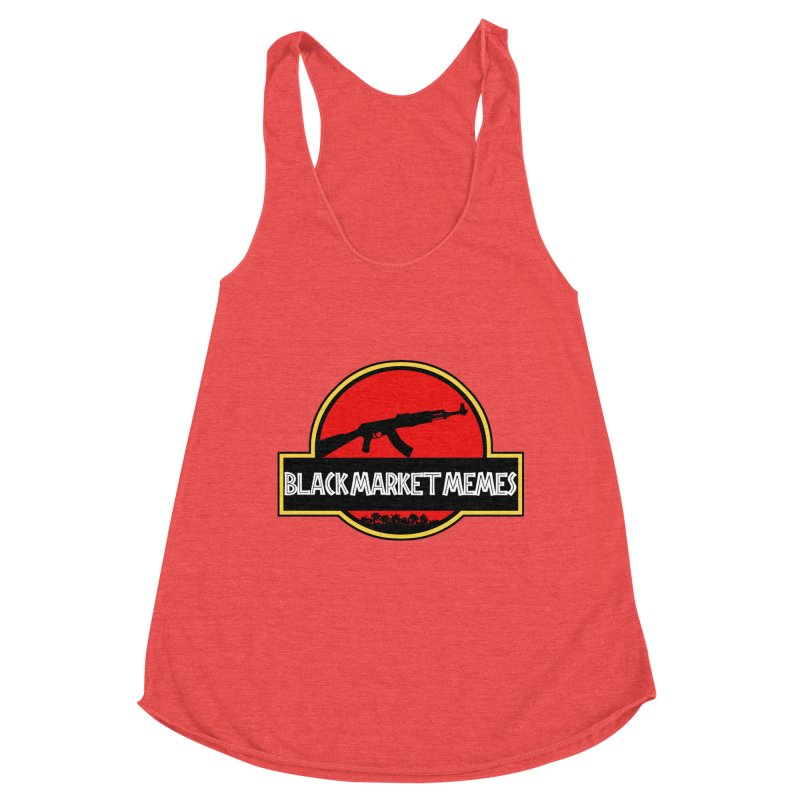 BMM AK Women's Tank by Black Market Designs