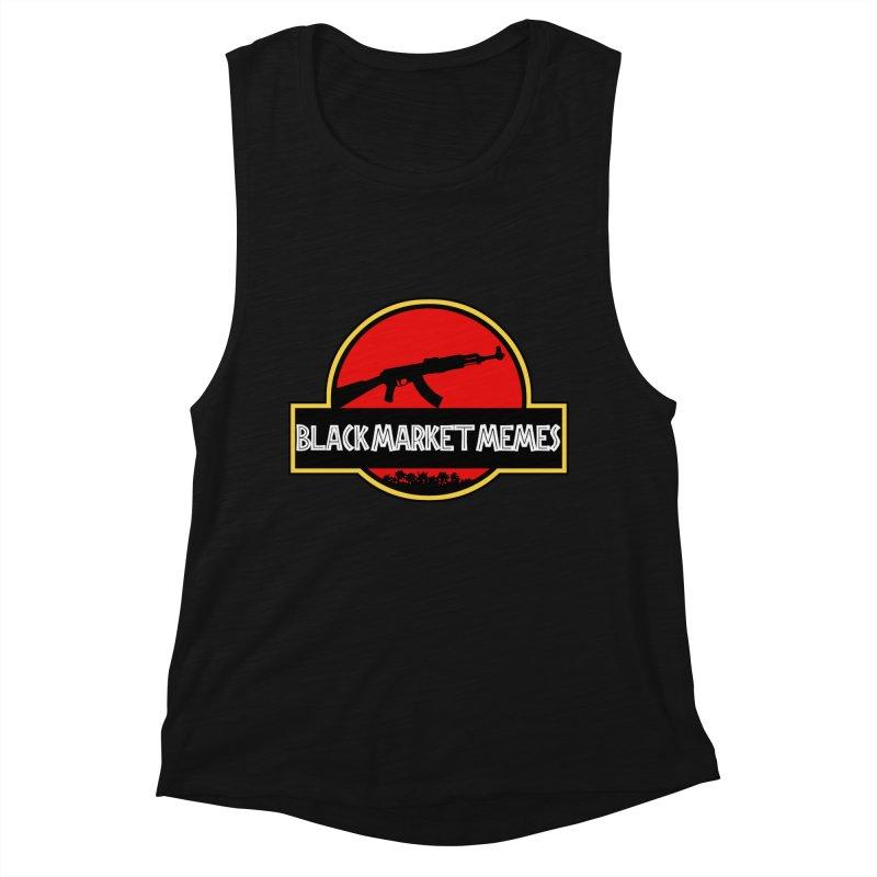 BMM AK Women's Tank by Black Market Designs