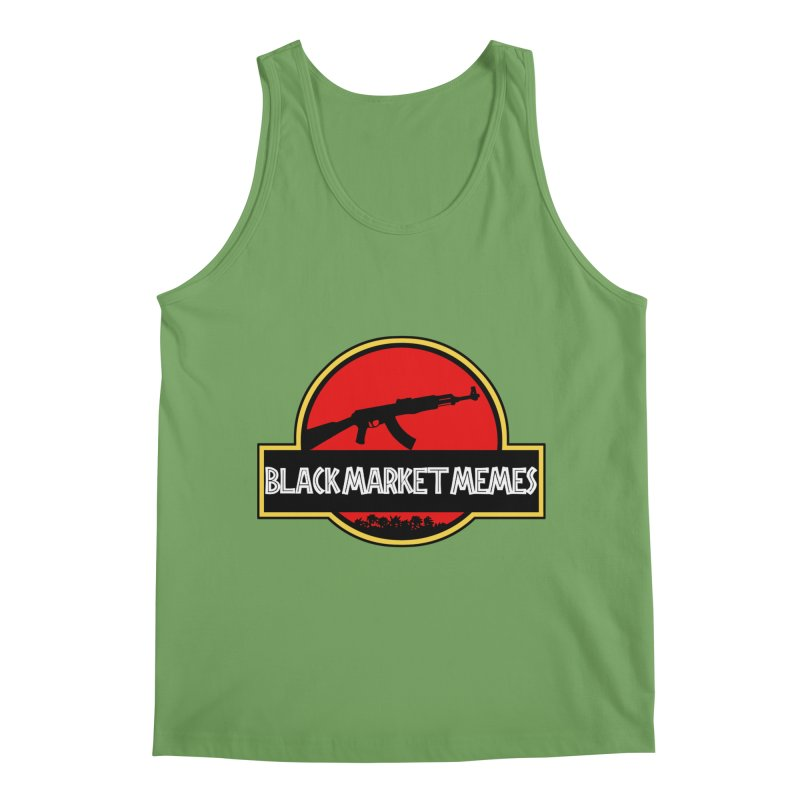 BMM AK Men's Tank by Black Market Designs