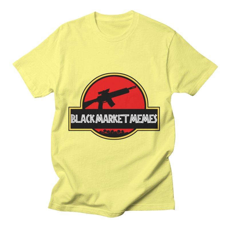 BMM AR Men's T-Shirt by Black Market Designs