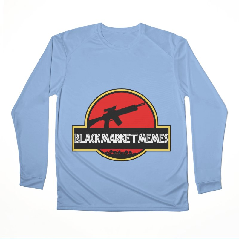 BMM AR Men's Longsleeve T-Shirt by Black Market Designs