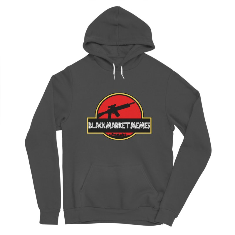 BMM AR Women's Pullover Hoody by Black Market Designs
