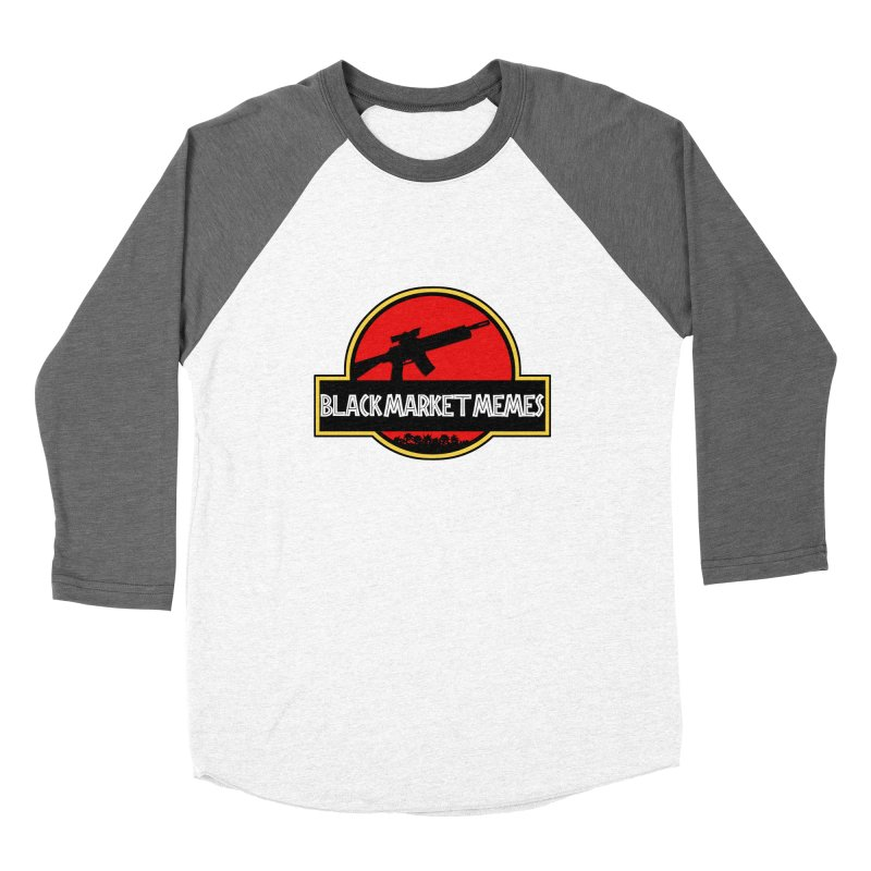BMM AR Women's Longsleeve T-Shirt by Black Market Designs