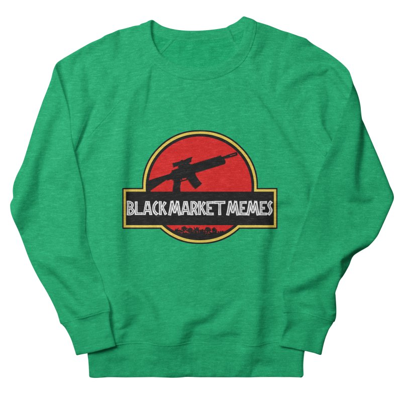 BMM AR Women's Sweatshirt by Black Market Designs