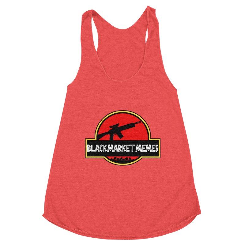 BMM AR Women's Tank by Black Market Designs