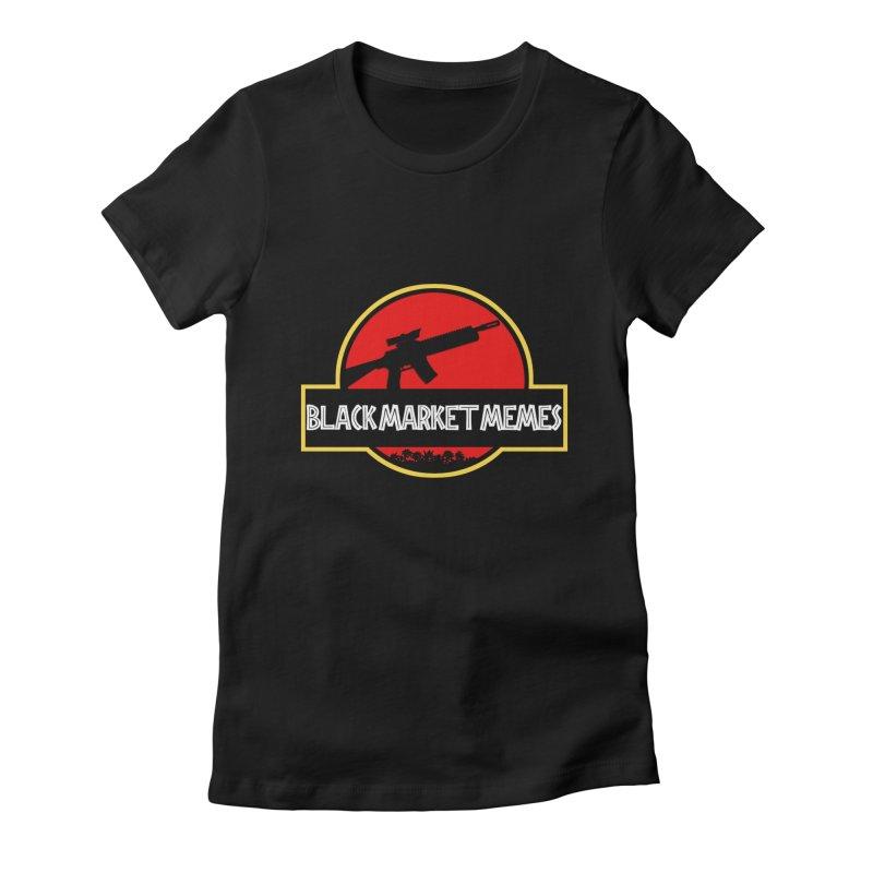 BMM AR Women's T-Shirt by Black Market Designs