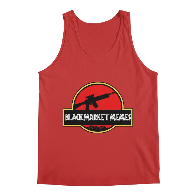 BMM AR Men's Tank by Black Market Designs