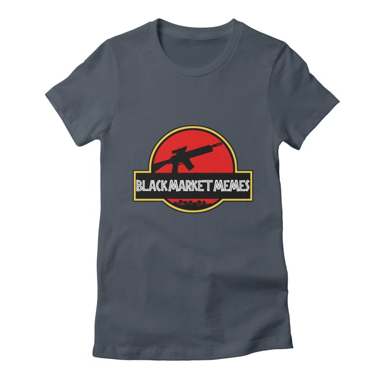 BMM AR Women's T-Shirt by Black Market Designs