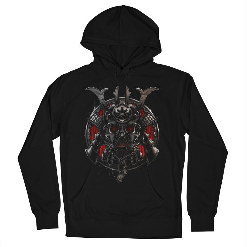 Samurai Father Women's Pullover Hoody by blackoutbrother's Artist Shop