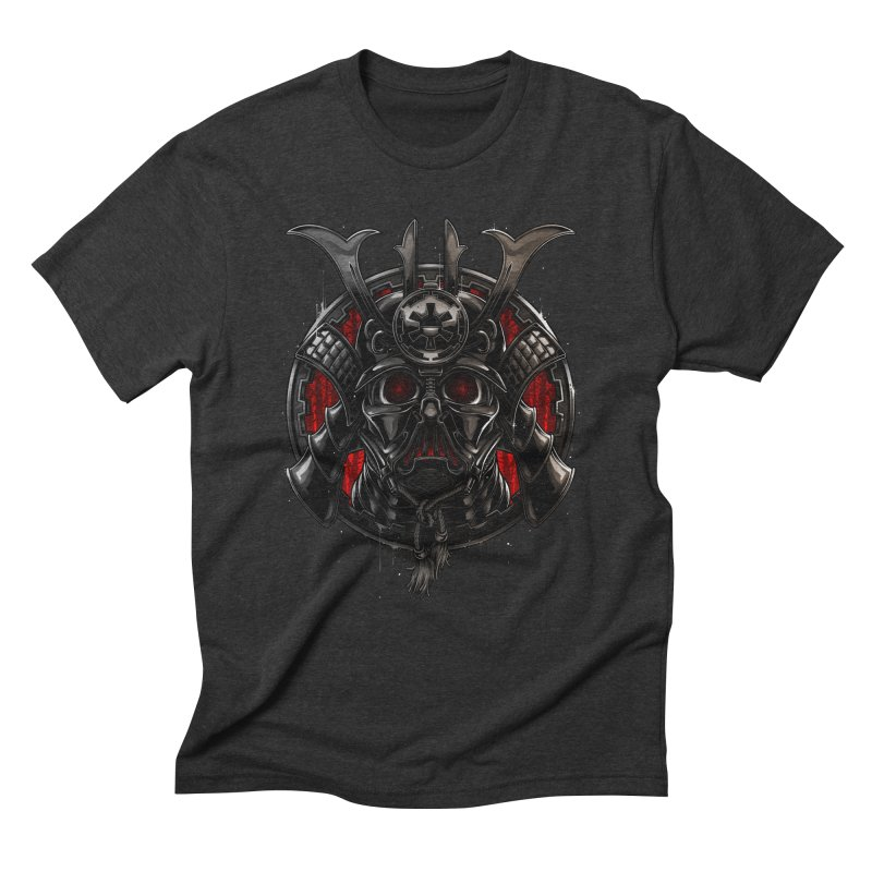 Samurai Father Men's Triblend T-Shirt by blackoutbrother's Artist Shop