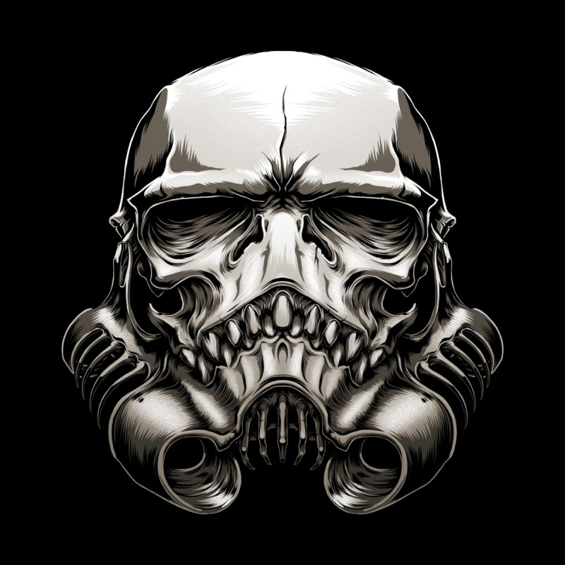 Skull Trooper None  by blackoutbrother's Artist Shop