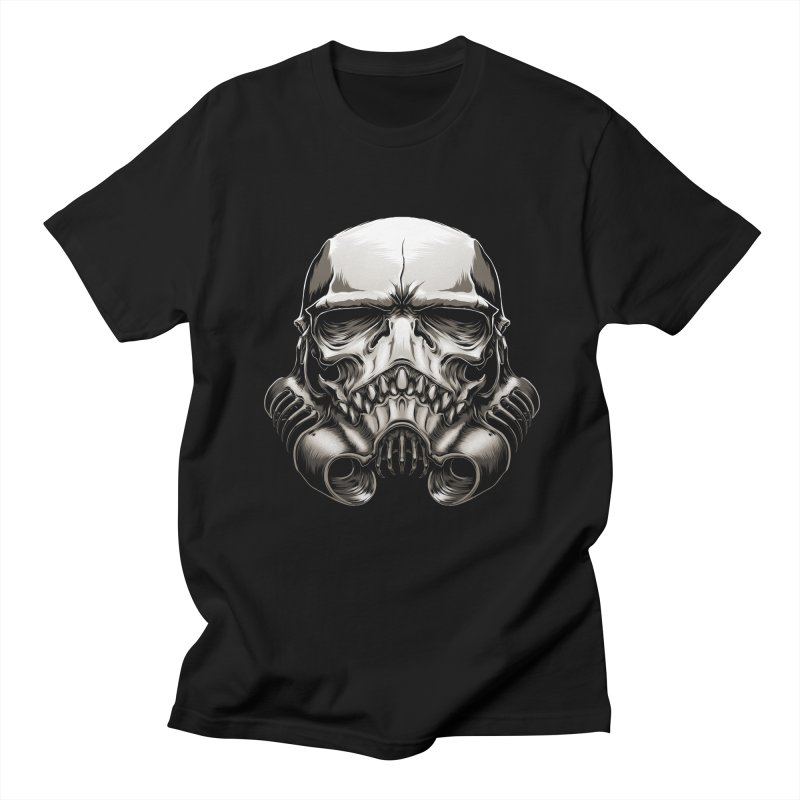Skull Trooper Men's T-Shirt by blackoutbrother's Artist Shop