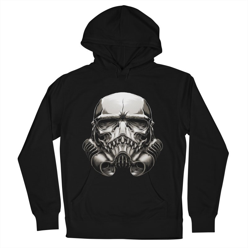 Skull Trooper Women's Pullover Hoody by blackoutbrother's Artist Shop