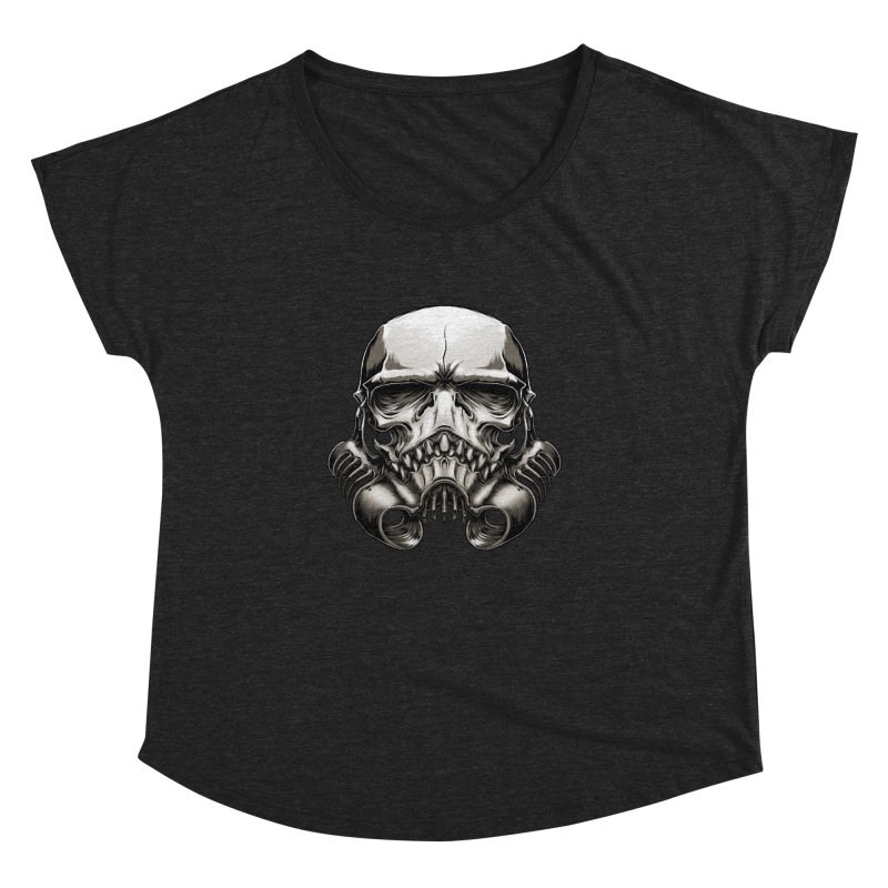 Skull Trooper Women's Dolman by blackoutbrother's Artist Shop