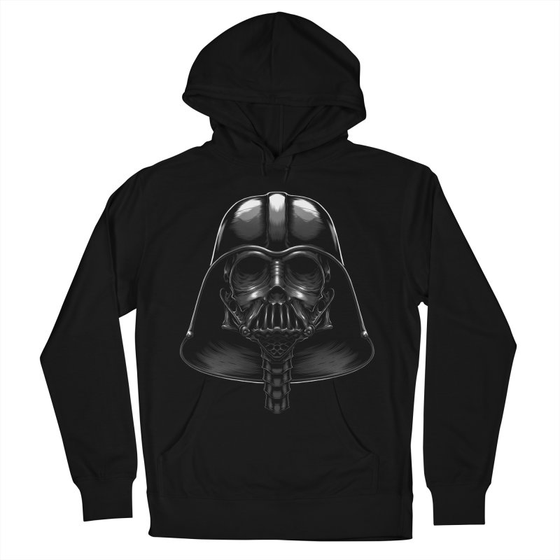 Skull Father Women's Pullover Hoody by blackoutbrother's Artist Shop