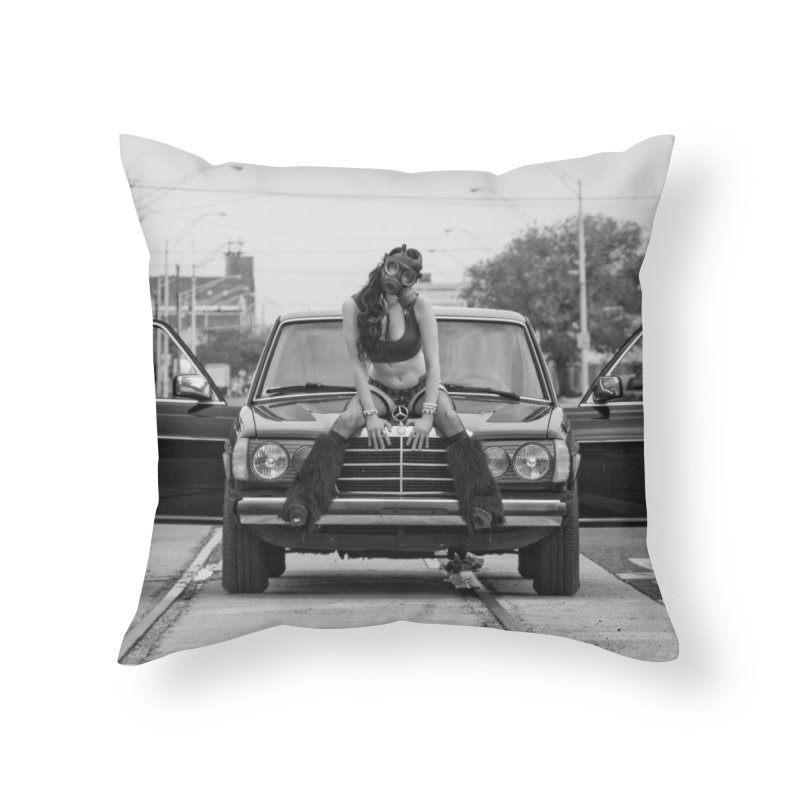 Peace Love Unity Respect Home Throw Pillow by Black Rhino Studios