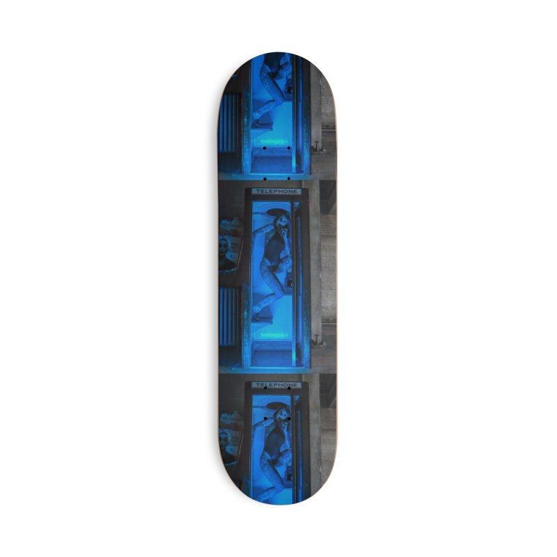 Mimi Fulton Accessories Skateboard by Black Rhino Studios