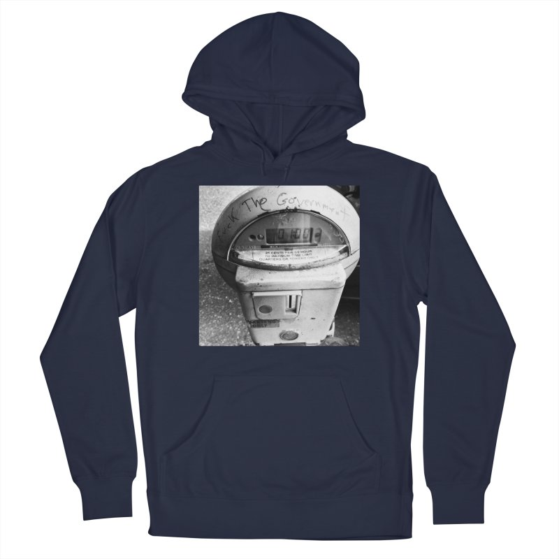 Time Remaining Men's Pullover Hoody by Black Rhino Studios