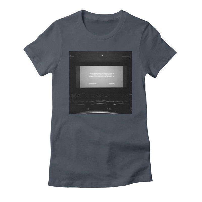 Unbroken Women's T-Shirt by Black Rhino Studios