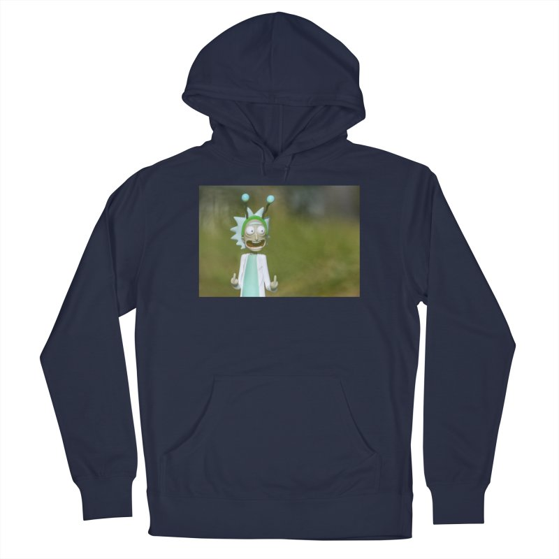 PEACE AMONG WORLDS Men's Pullover Hoody by Black Rhino Studios