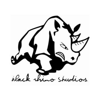 Black Rhino Studios Logo