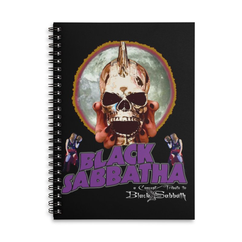 Soul - Swag Accessories Notebook by blacksabbatha's Artist Shop