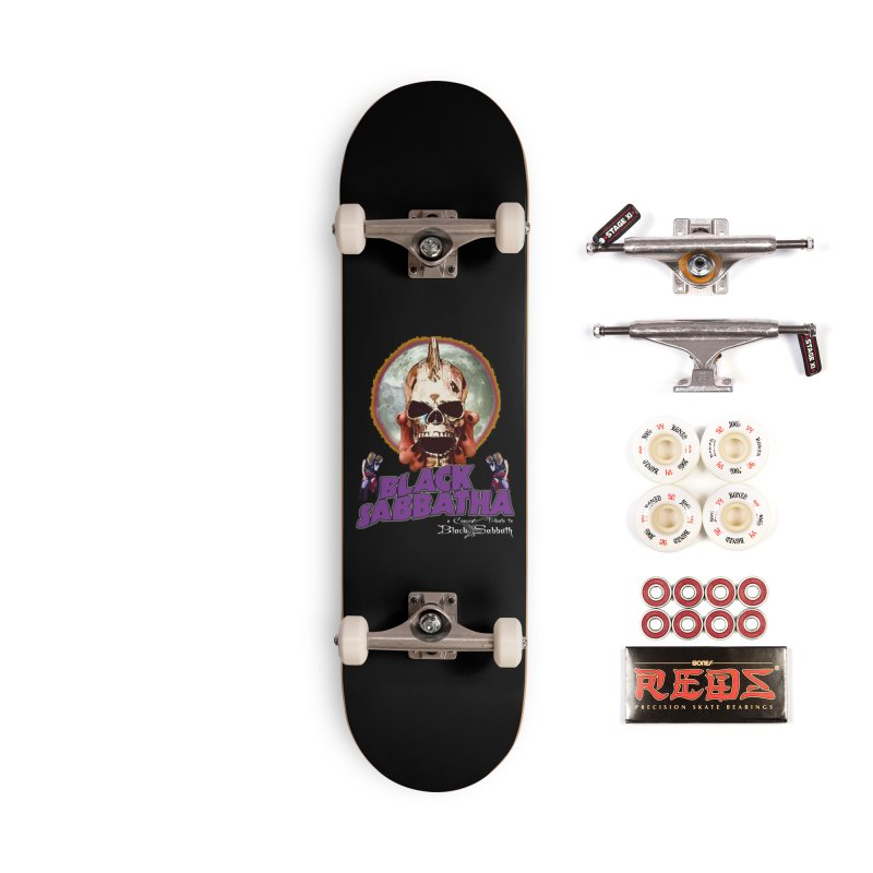 Soul - Swag Accessories Complete - Pro Skateboard by blacksabbatha's Artist Shop