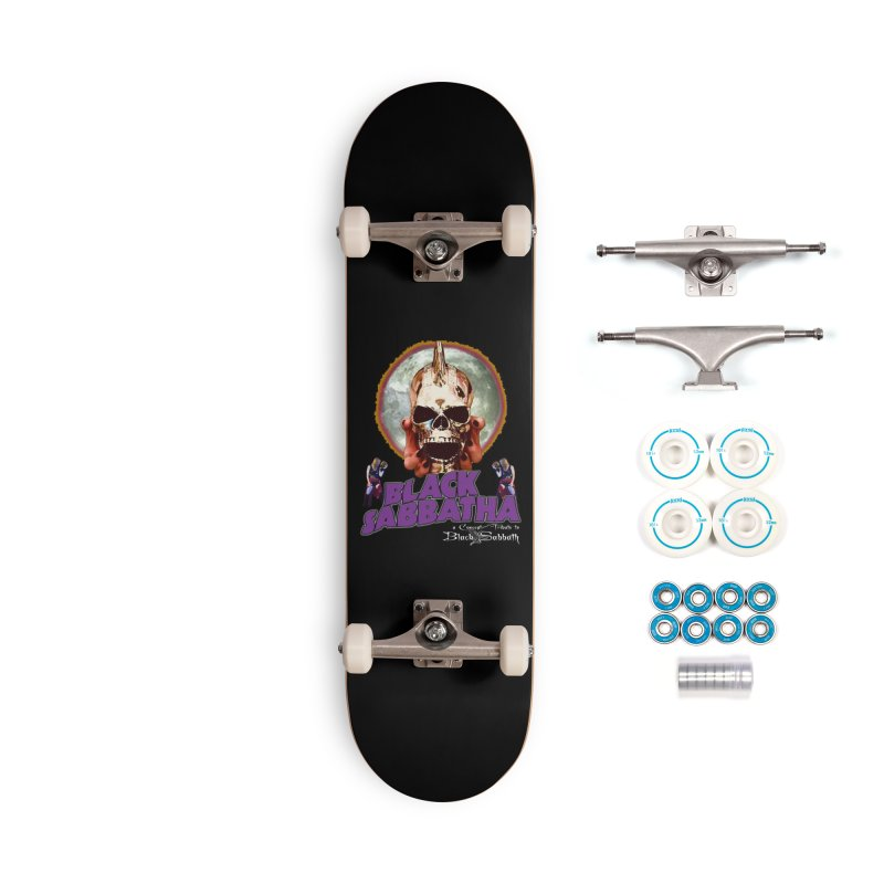Soul - Swag Accessories Complete - Basic Skateboard by blacksabbatha's Artist Shop