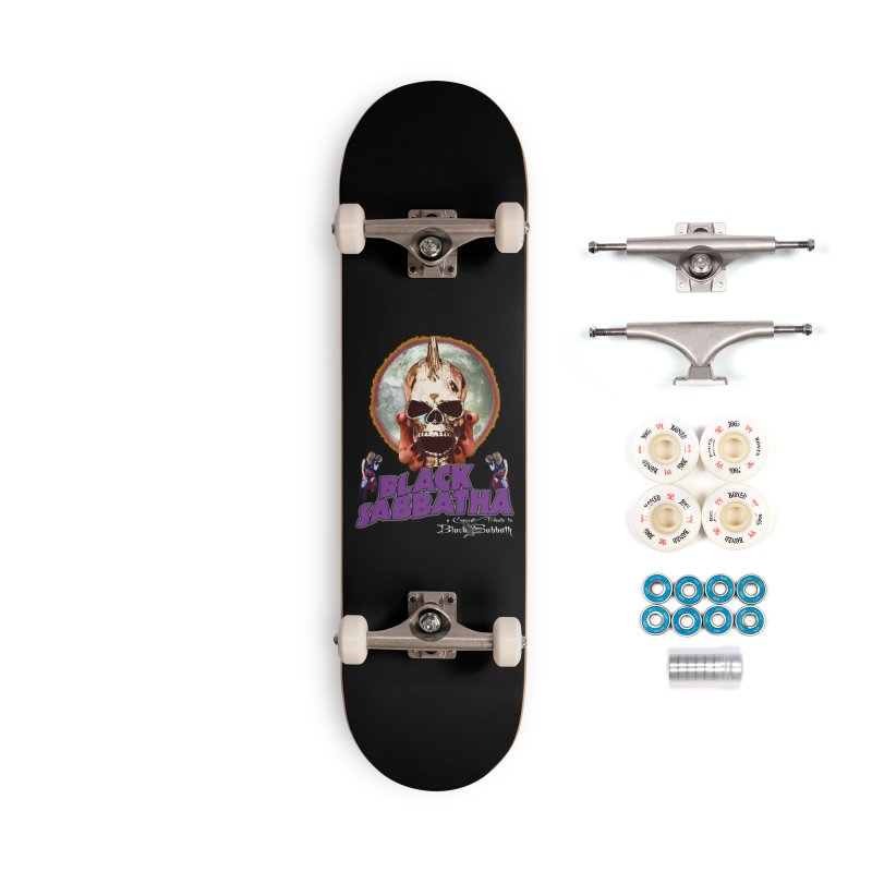Soul - Swag Accessories Complete - Premium Skateboard by Black Sabbatha Soul Swag Swap