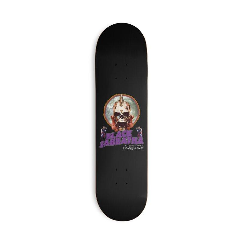 Soul - Swag Accessories Skateboard by Black Sabbatha Soul Swag Swap