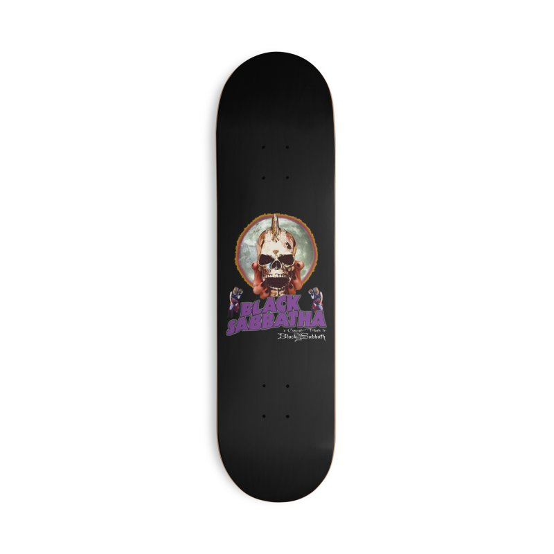 Soul - Swag Accessories Deck Only Skateboard by Black Sabbatha Soul Swag Swap