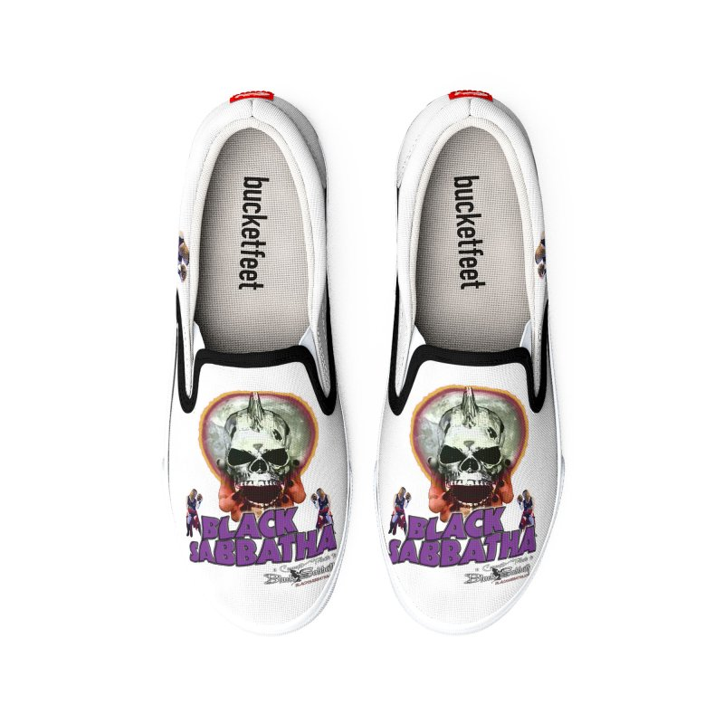 SID in Space Men's Shoes by Black Sabbatha Soul Swag Swap