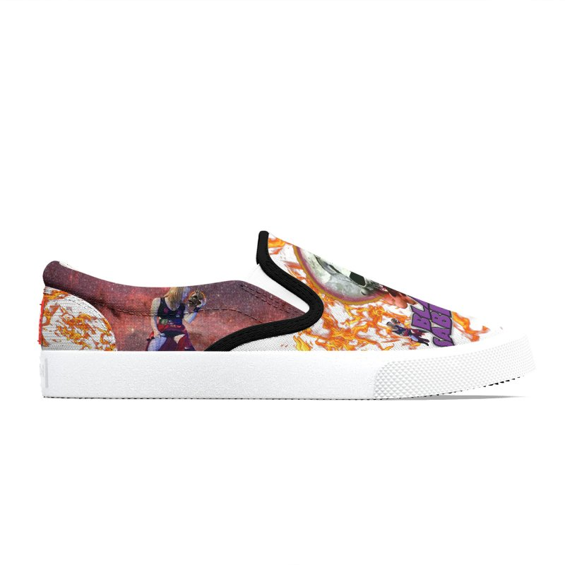 Lisa'fer Fire Shoes Men's Shoes by blacksabbatha's Artist Shop