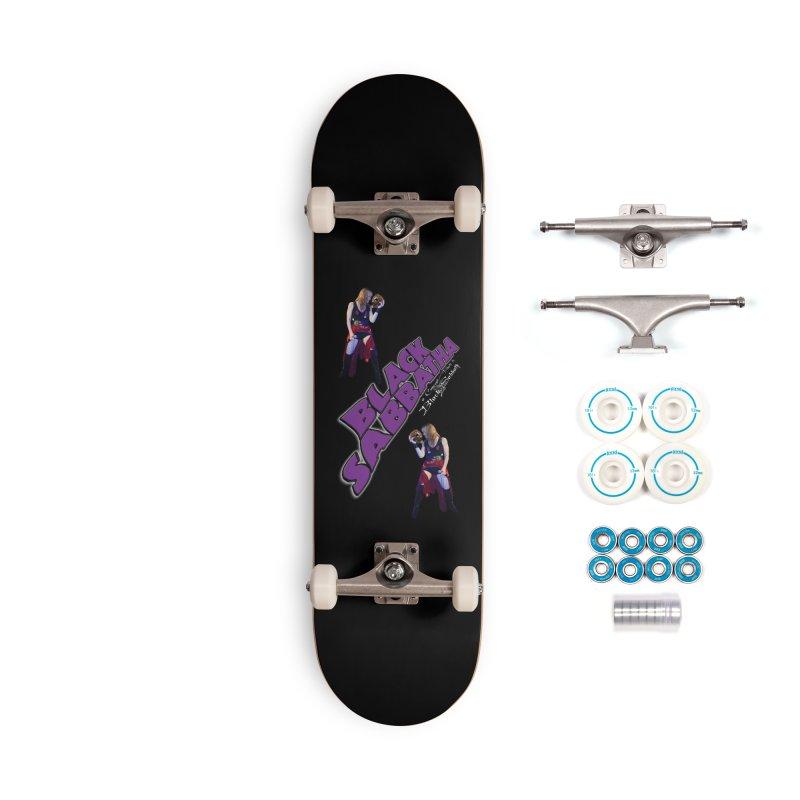 Lisi'Fer Skate Accessories Skateboard by Black Sabbatha Soul No FEAR