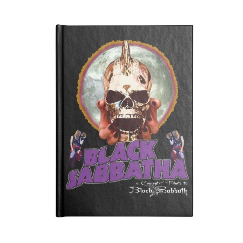 Black Sabbatha Soul Swag Wear Accessories Notebook by Black Sabbatha Soul No FEAR