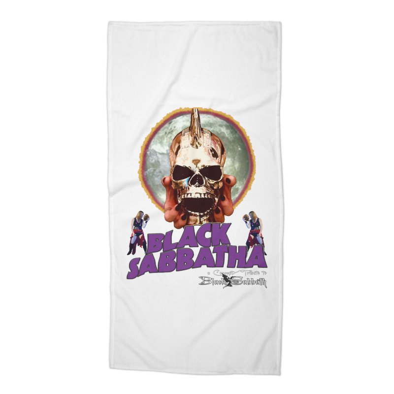 Black Sabbatha Soul Swag Wear Accessories Beach Towel by Black Sabbatha Soul Swag Swap