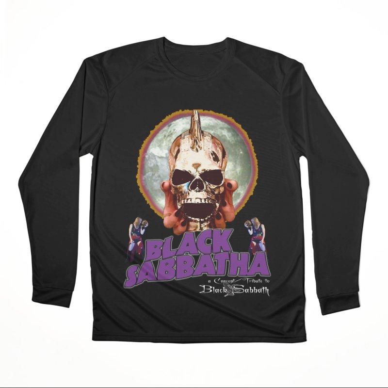 Black Sabbatha Soul Swag Wear Men's Performance Longsleeve T-Shirt by Black Sabbatha Soul Swag Swap