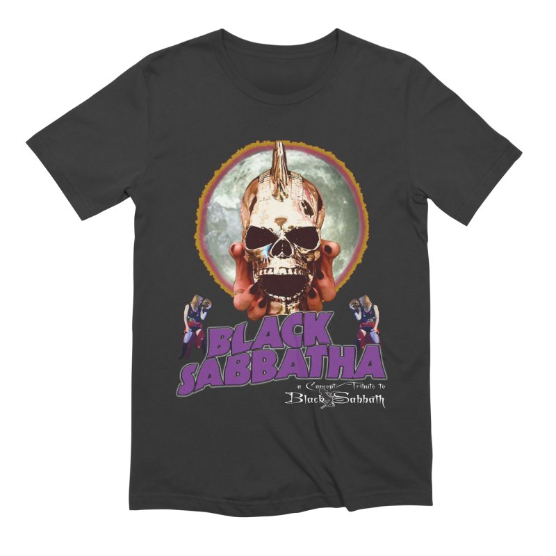 Black Sabbatha Soul Swag Wear Men's Extra Soft T-Shirt by Black Sabbatha Soul Swag Swap